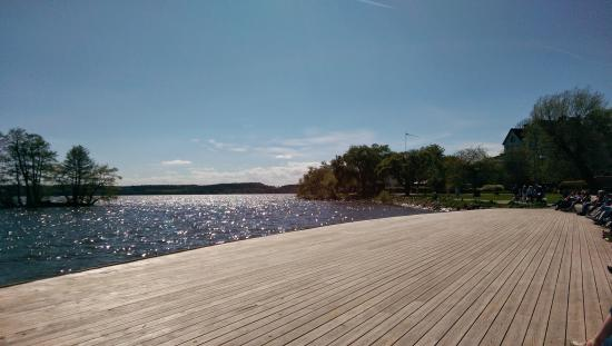 Sigtuna Boardwalk
