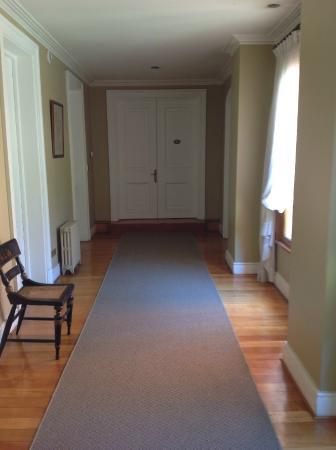 Hallway to my Suite #106