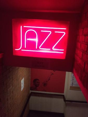 The Jazz Bar: Entrance