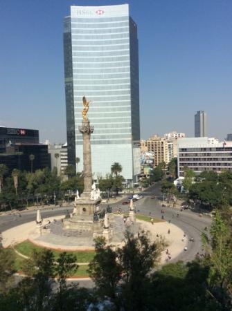 City Express Plus Reforma El Angel: vista desde la habitacion