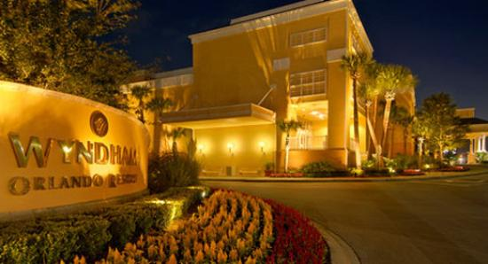 Wyndham Orlando Resort International Drive: Welcome to Orlando Resort
