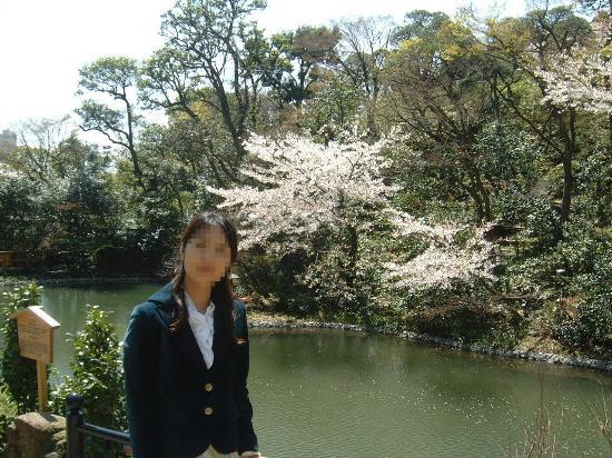 ホテル椿山荘東京 庭園, お庭です