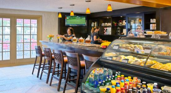Wyndham Boca Raton: Restaurant