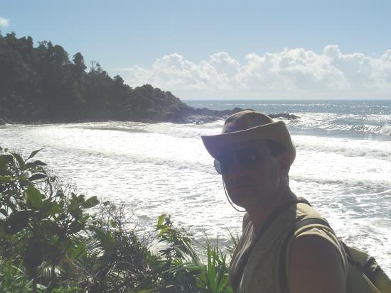 Engenhoca Beach : trilha