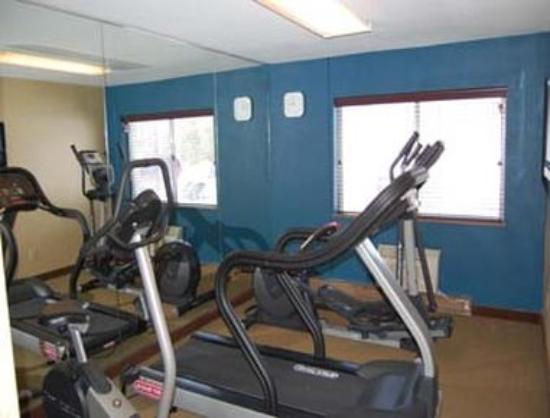 Motel 6 Elk Grove Village: Fitness Center