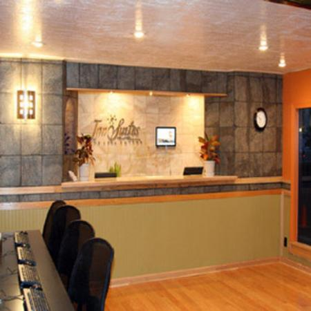 Hotel Aspen InnSuites Flagstaff / Grand Canyon: Reception