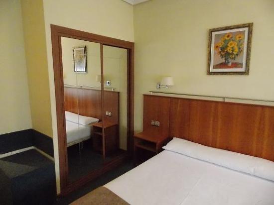 Hotel Ciudad de Compostela.