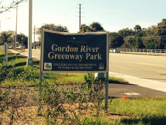 ‪Gordon River Greenway‬