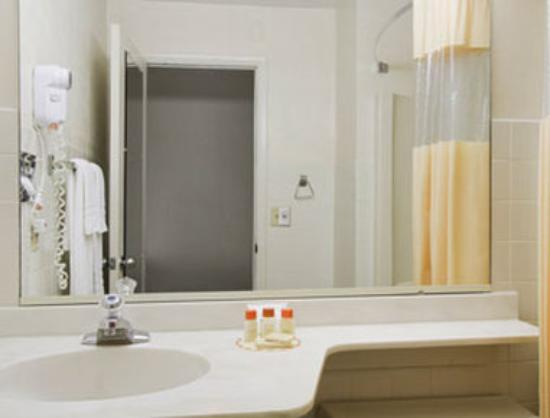 Days Inn Waynesboro: Bathroom