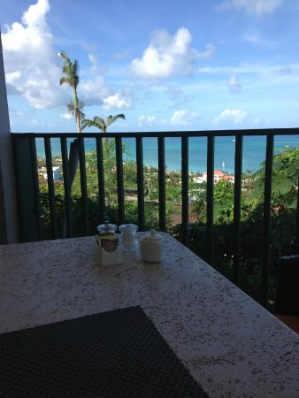 Trade Winds Hotel : Vista desde el Restautante