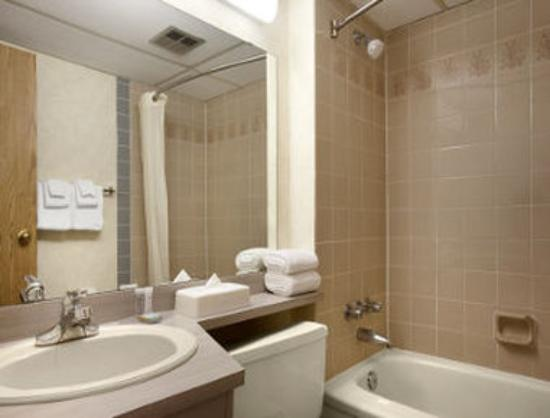 Travelodge Toronto East : Bathroom