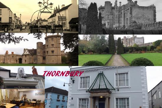 Best Western Bristol North The Gables Hotel : Thornbury