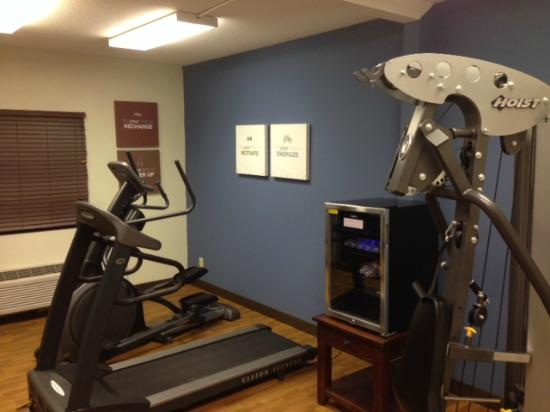 Comfort Suites East: Fitness Center