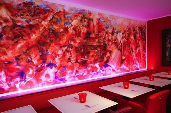 Hotel Cezanne: Bar