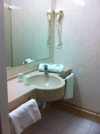 Hotel Roi Soleil - Amneville: LAVABO