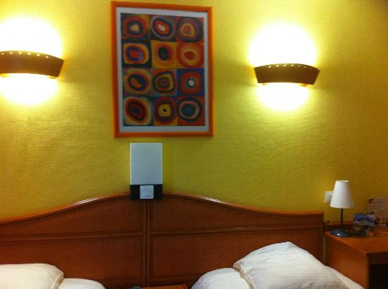 Hotel Roi Soleil - Amneville: CHAMBRE