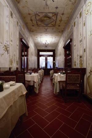 B4 Astoria Firenze: Restaurant