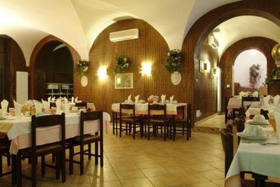 Tirreno Hotel: RESTAURANT