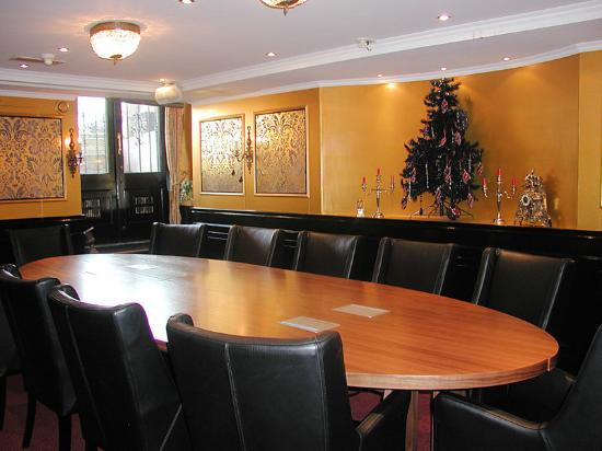 The Toren: Conference Room