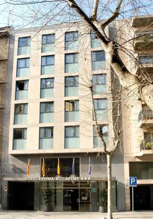 Hotel foto di evenia rocafort barcellona tripadvisor for Migliori hotel barcellona