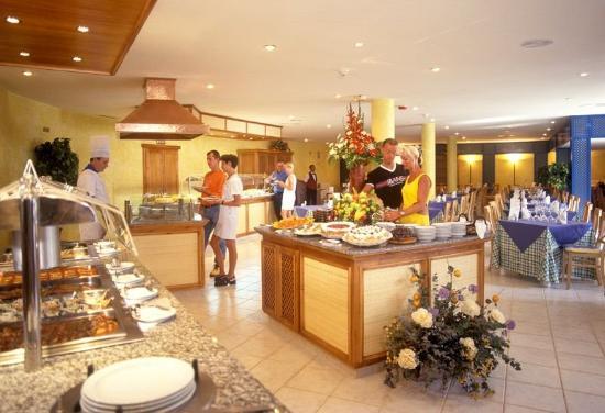 Adonis Hotel Villas Fanabe: Restaurant