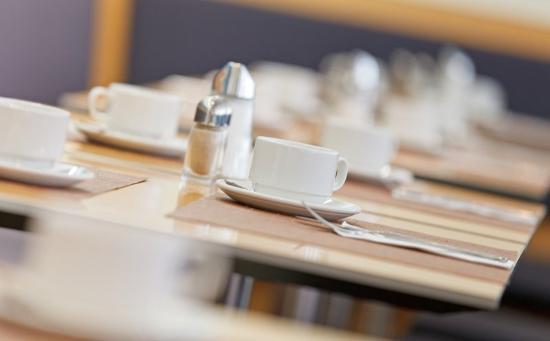 Hotel Basilea breakfast room