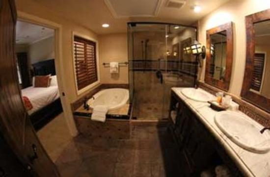 Arizona Golf Resort: Pres Suite Bathroom