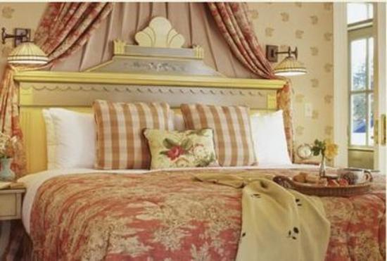 Tallman Hotel: Guest Room
