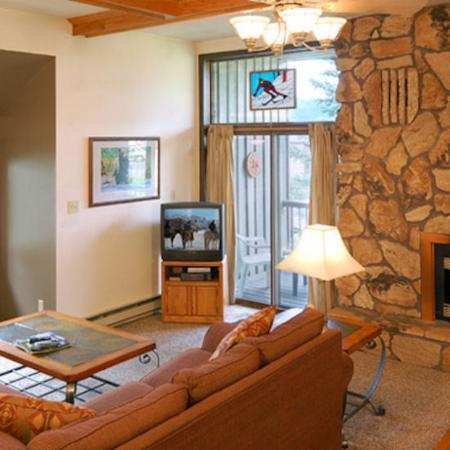 Promontory Condominiums: Interior