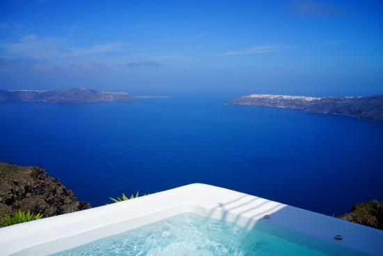 Grace Santorini Hotel: Best hotel over honeymoon!