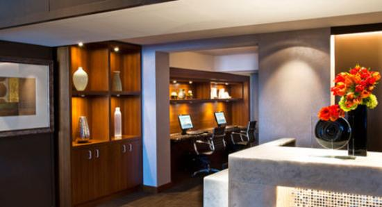 Wyndham Grand Chicago Riverfront: Business Center