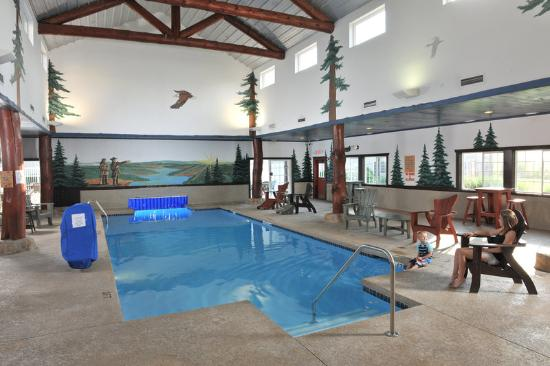 Stoney Creek Hotel & Conference Center  - Columbia: Indoor/Outdoor Pool