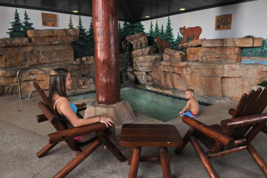 Stoney Creek Hotel & Conference Center  - Columbia: Whirlpool Spa