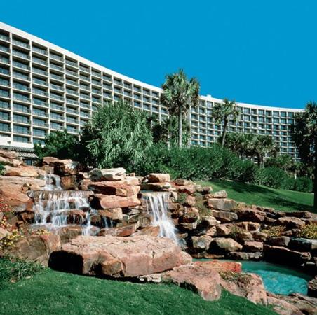 The San Luis Resort: Exterior View