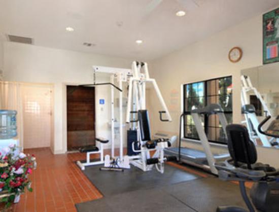 Days Inn Portland/corpus Christi: Fitness Center