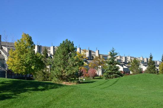The Lodges at Blue Mountain: Outside