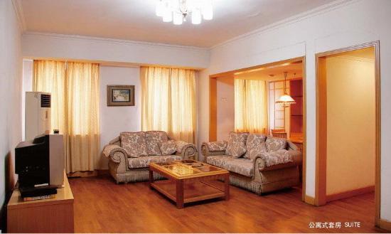 Hua Thai Hotel: Suite