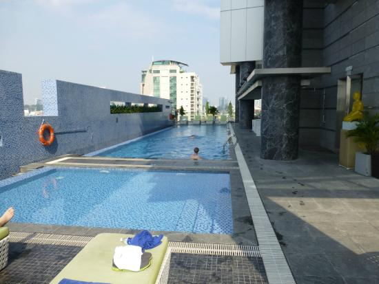 Pool picture of pullman saigon centre ho chi minh city - Pullman central park swimming pool ...