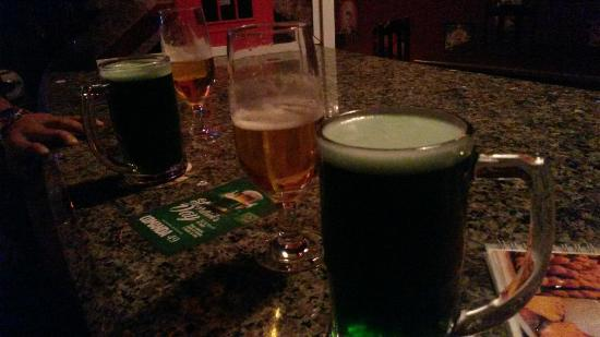 Grinch Pub: St. Patrick's day!