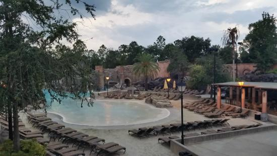 Loews Portofino Bay Hotel At Universal Orlando Beach Pool
