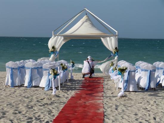 Melia Peninsula Varadero: Hochzeitspavillion