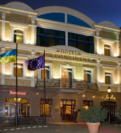 Photo of Old Continent Hotel Uzhhorod