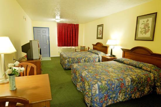 Americas Best Value Inn & Suites - Waller/Houston : Standard Double