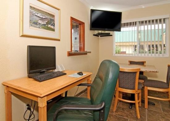 Valley Inn Shakopee: Business Center