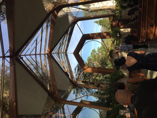 Glass Church / Wayfarers Chapel : Amazing church