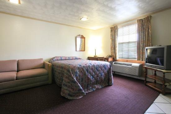 أميريكاز بست فاليو إن - جيمستاون/ غرب إليكوت: Kitchenette Suite