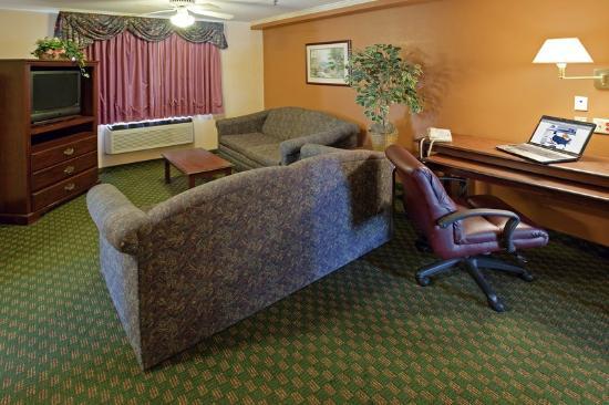 Americas Best Value Laguna Inn & Suites: Jacuzzi Suite