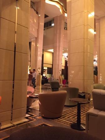 La Cigale Hotel: reception