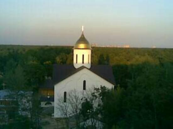 Zhukovsky, Rússia: Храм Державной