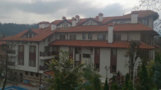 Aquilon Residence & Spa: Отель Аквалон спа